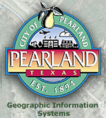 City of Pearland GIS